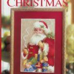 Needlework Treasure Cross Stitch Christmas Book