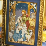 Timeless Treasures BH&G Cross Stitch Christmas Book