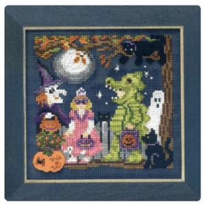 Halloween Beaded Cross Stitch Kits, Patterns and Supplies