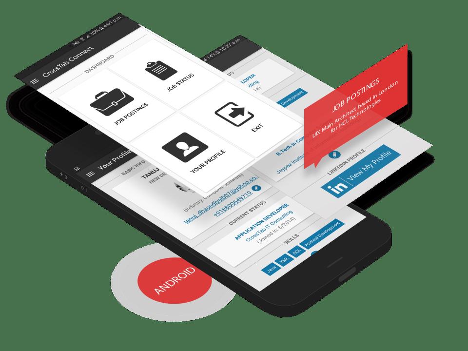Mobile Framework | Crosstab IT Consulting