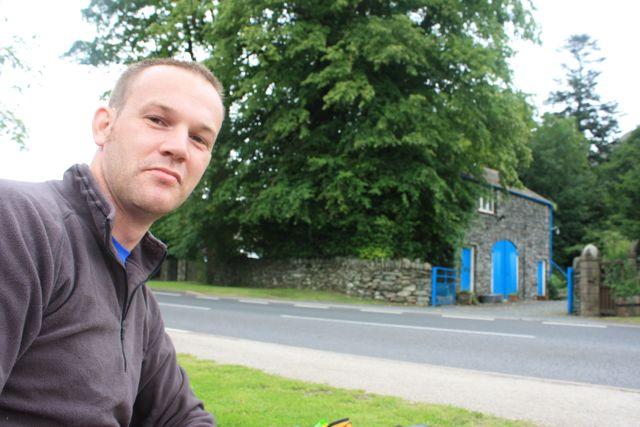 Cross the UK: Coast to Coast Walk with Mick Fenwick on a 10 minute lunch break