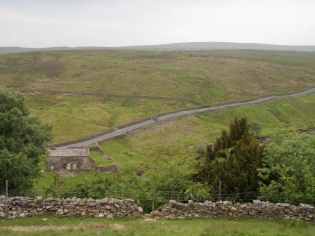 Cross the UK: HTCS Duke of Edinburgh Practice Expedition near Keld in the North Yorkshire Dales