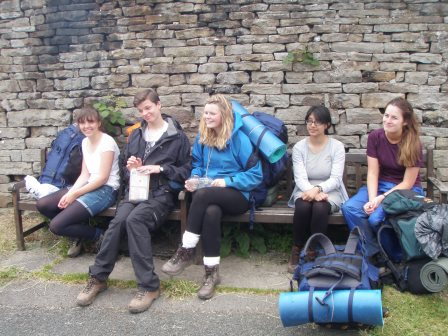 Cross the UK: HTCS Duke of Edinburgh Practice Expedition in the North Yorkshire Dales
