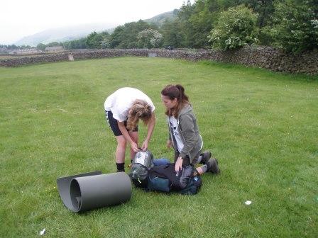 Cross the UK: Duke of Edinburgh Practice Expedition at Usha Gap, North Yorkshire Dales