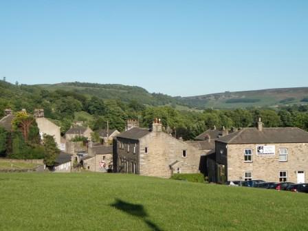 Cross the UK: Duke of Edinburgh in Reeth, North Yorkshire Dales