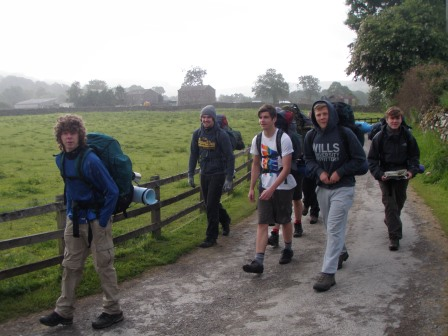 Cross the UK: Duke of Edinburgh HTCS