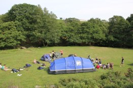 Cross the UK: HTCS Duke of Edinburgh Silver Final Expedition at Raven Gill Scout Campsite