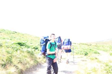 Cross the UK: HTCS Duke of Edinburgh Silver Final Expedition Jackson Closing Climb