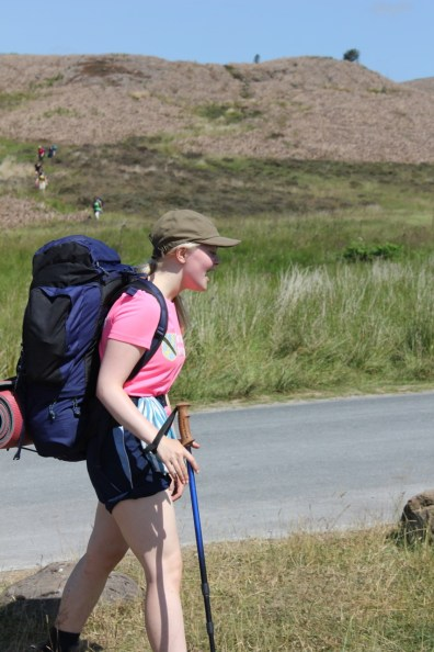 Cross the UK: HTCS Duke of Edinburgh Silver Final Expedition Harriet Finished