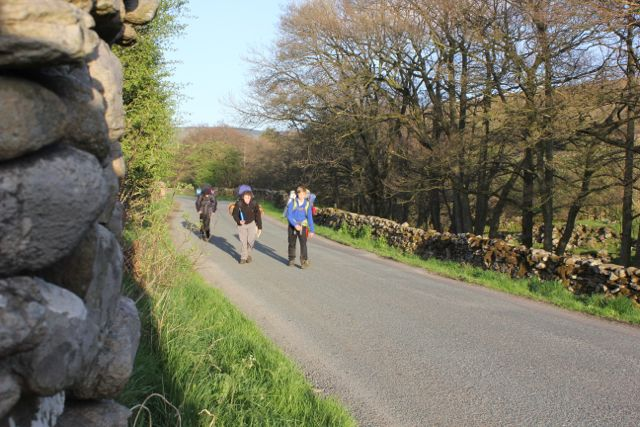 Cross the UK: DofE1417