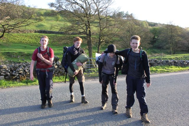 Cross the UK: DofE1421