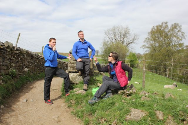 Cross the UK: DofE1447
