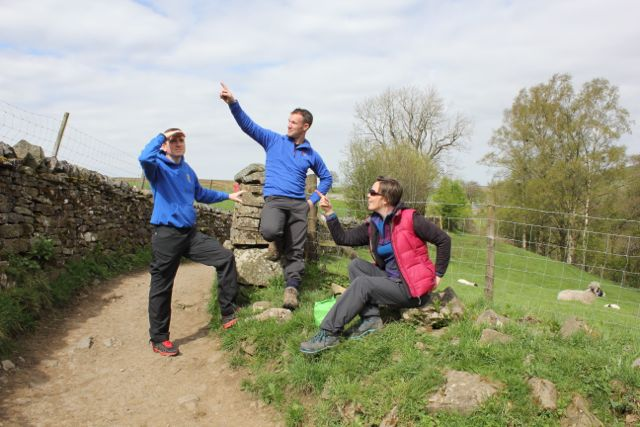 Cross the UK: DofE1448