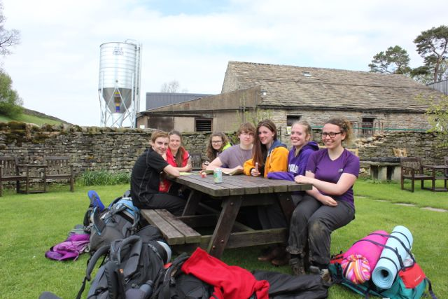 Cross the UK: DofE1449