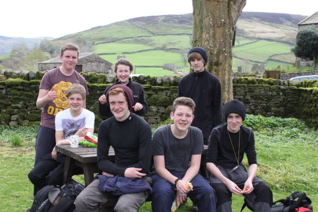 Cross the UK: DofE1453