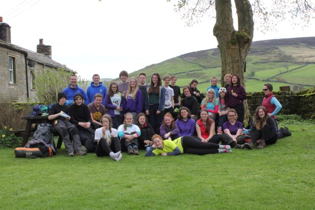 Cross the UK: DofE1456