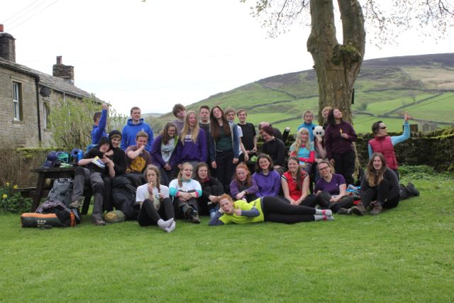 Cross the UK: DofE1458