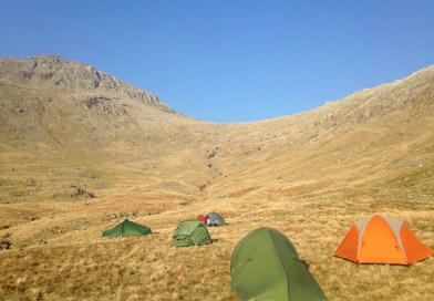 Cross the UK: What is Wild Camping?