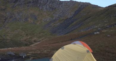 Nina's Blencathra Wild Camp