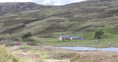 Cross the UK Guide to Mountain Bothies