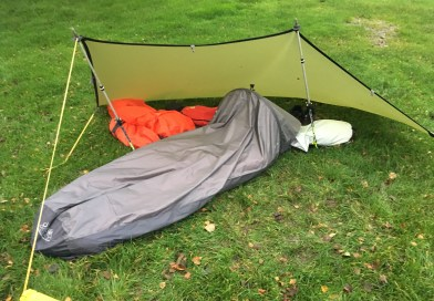 Cross the UK: Outdoor Research Helium Bivy Review