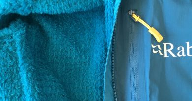 Cross the UK: Rab Alpha Direct Jacket Review