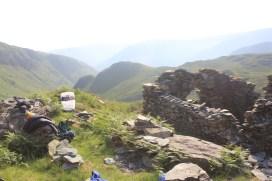 Shepherd's Hut below Dove Crag