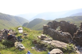 Shepherd's Hut below Dove Crag