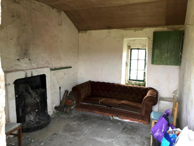 Wensleydale Bothy Small House Inside