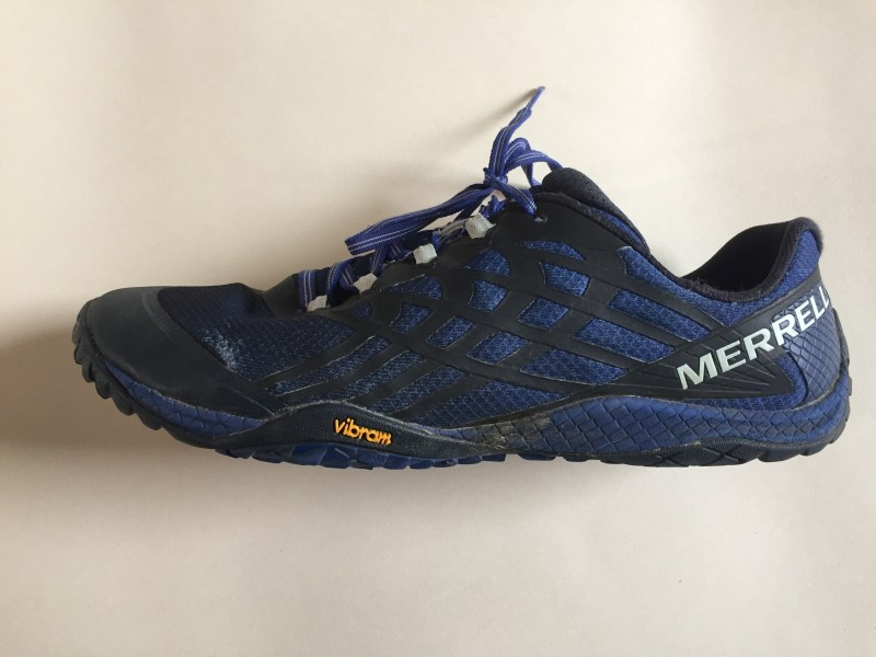 Merrell Trail Glove Side