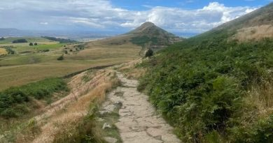 Hanging Stone Leap Race 2021 - Roseberry Topping