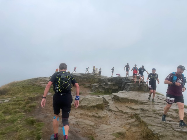 Hardmoors 55 - Roseberry Topping Checkpoint