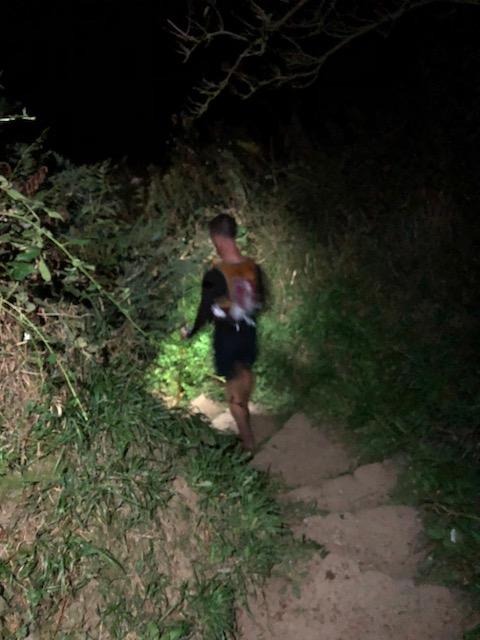 Hardmoors 60 -Steps in the dark