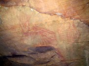 Rock House Cave Pictographs
