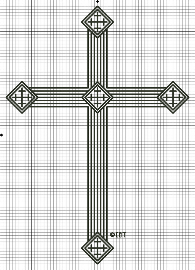 Religious Cross Stitch