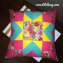 Cushion Front - Finished