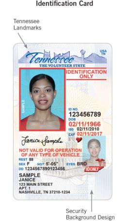 Crossville Identification-card First Firstcrossville - News
