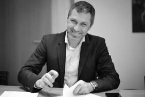 Torsten Heissler: Vertragsunterzeichnung bei Xing