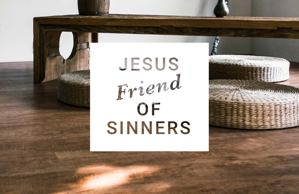Jesus, Friend of Sinners Image