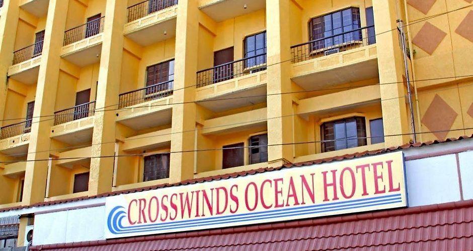 Crosswinds Ocean Hotel Manila