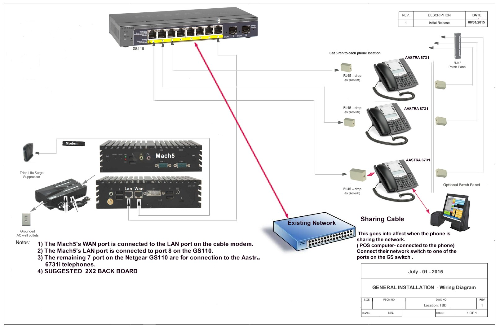 hight resolution of general install wiring diagram