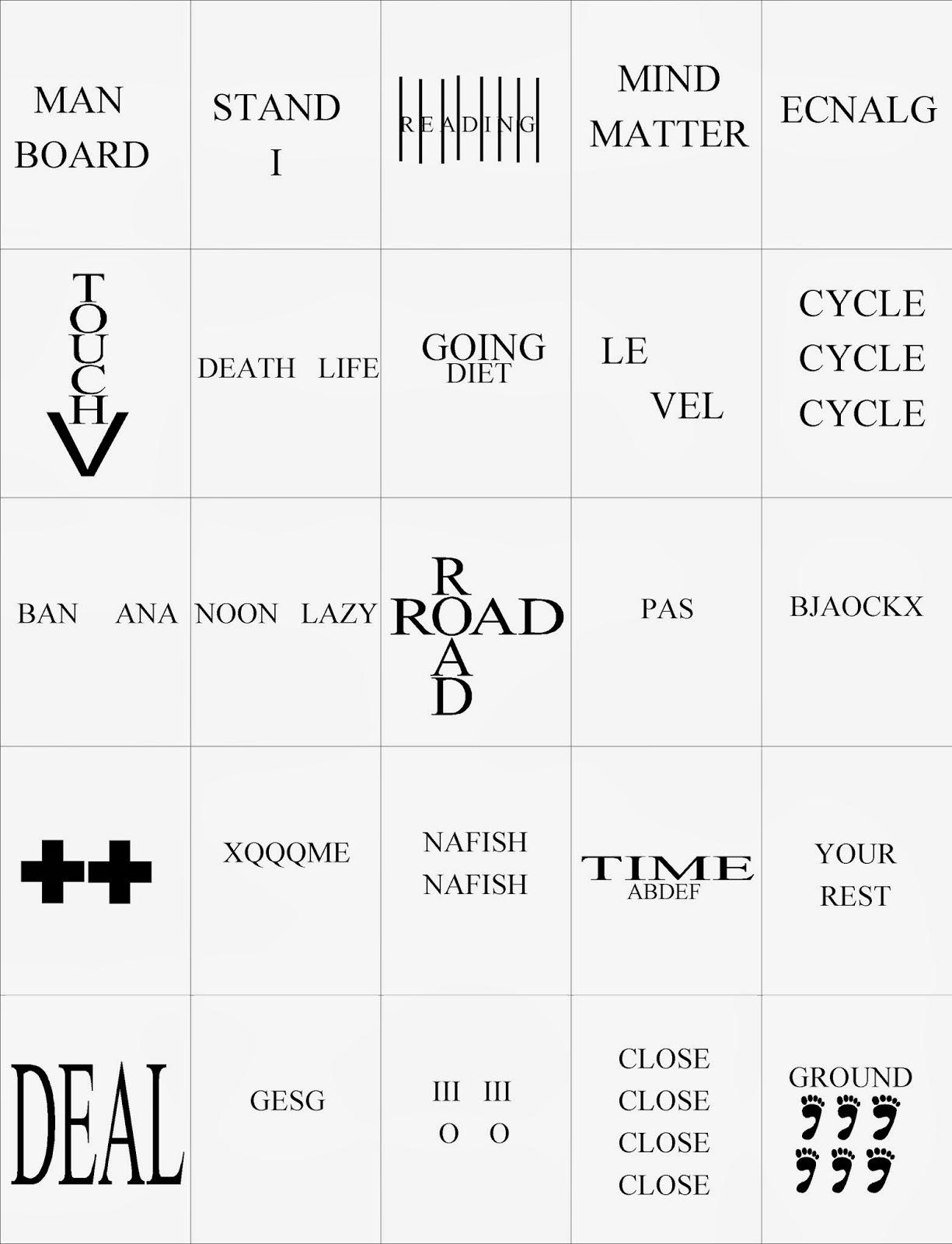 Wordplay Puzzle 01 The Cruciverbalist