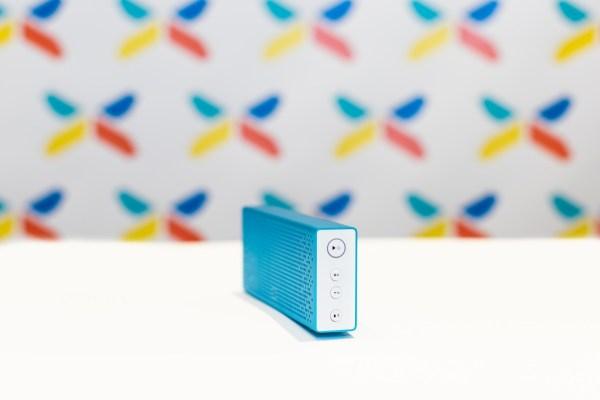 12817 Xiaomi Mi Bluetooth Speaker Modrý (3)