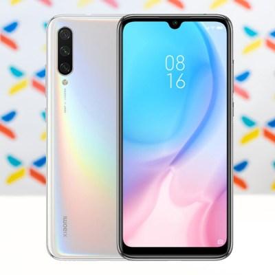 Xiaomi Mi 9 Lite biely