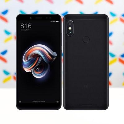 Xiaomi Redmi Note 5 cierny
