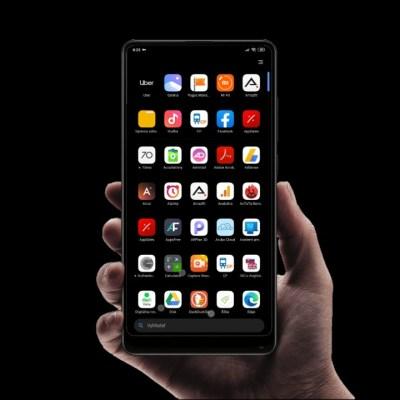 Xiaomi_MIUI 11_ponuka s aplikaciami ako menu
