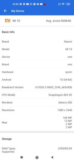Xiaomi Mi 10_vykon AnTuTu_1