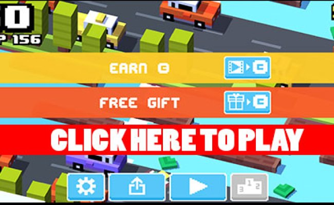 Crossy Road Online Free Now