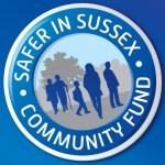 Safer in Sussex logo