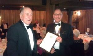 Frank Sellens award